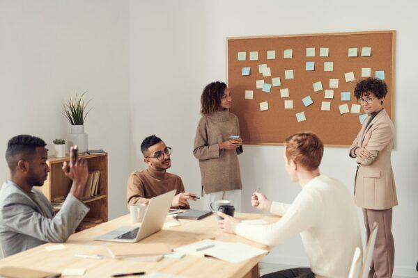 Sæt mål i din virksomhed